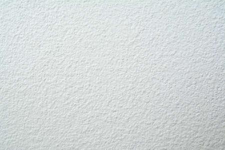 fondo di struttura della vernice di colore bianco concreto Archivio Fotografico
