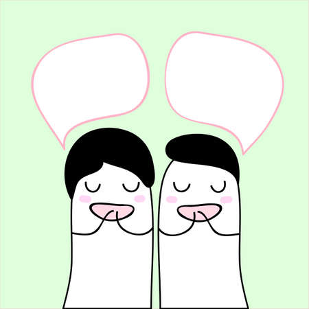lovely couple: lovely couple cartoon ,Sweet ,Romantic, Cute Illustration