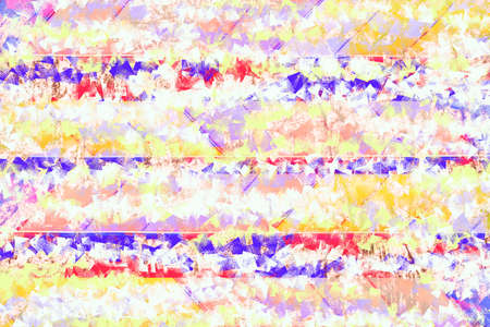 colorful blue,red,white and yellow  abstract art background