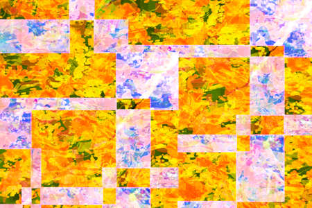 yelilow and purple abstract background