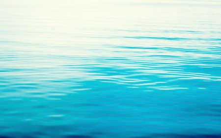 blue sea water texture background Reklamní fotografie
