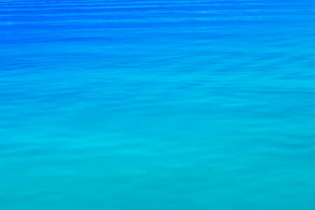 Abstract  blue sea water texture background