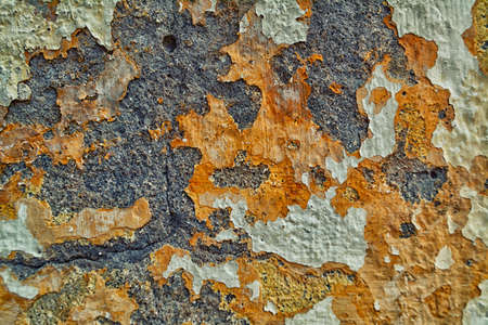 old wall grunge brown and gray texture background