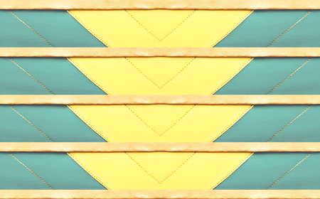 olorful  blue,brown  and yellow  leather abstract template ,banner design background