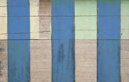 white ,green and brown  abstract wood   paint texture design  background Banco de Imagens