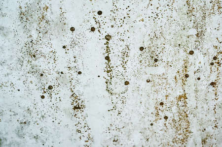 dirty old  gray wall  abstract texture background Banco de Imagens