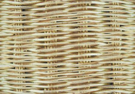 wicker rattan texture  background