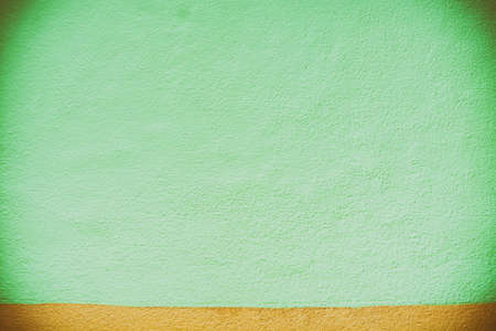 green and brown border concrete wall paint  border background