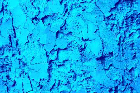 Grunge blue concrete texture background Archivio Fotografico - 129273165