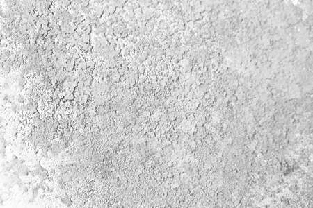 Selective focus  grunge  gray concrete cracked walll   abstract texture background Stock Photo