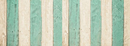 green turqouise  and white wooden panel texture background