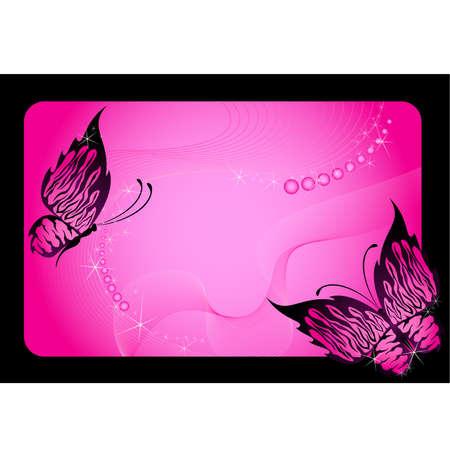 purple butterfly: Beautiful tropical butterfly