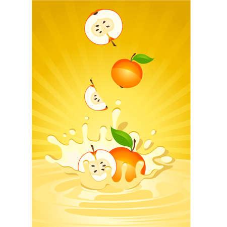 dairying: Tasty fruit in yoghurt