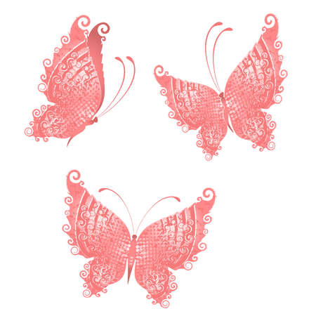 Beautiful butterfly Stock Vector - 7049419
