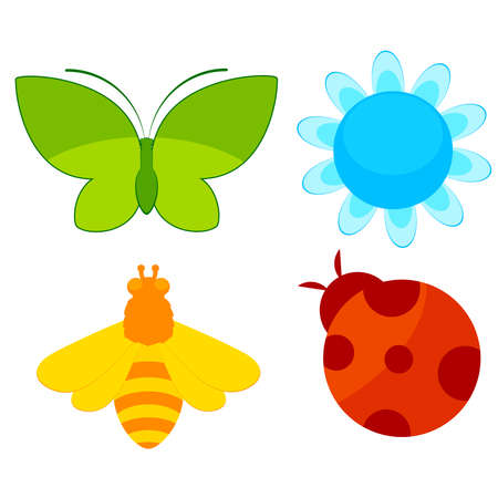 childs icons for a design Vector