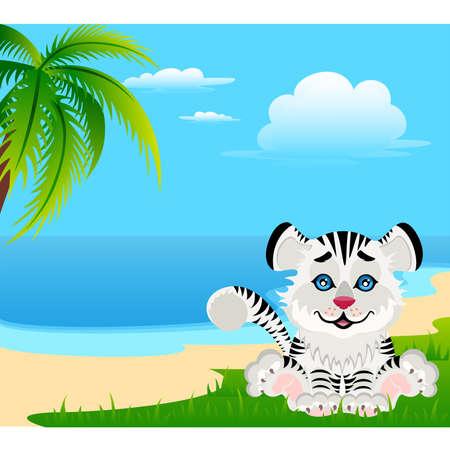 Tigre bella toddler