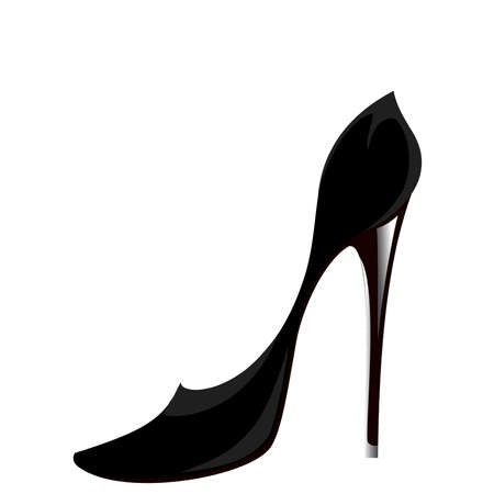 high heel shoe: womanish sexy shoes