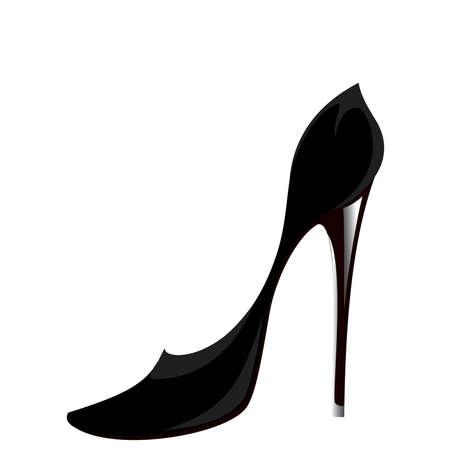 tacones rojos: zapatos sexy