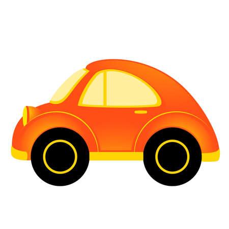 scheinwerfer: Cartoon car