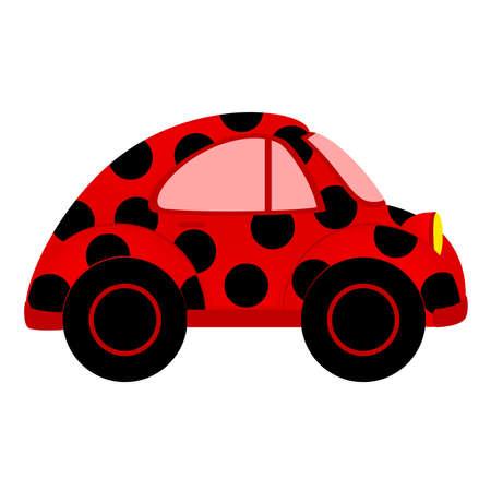 bumper: cartoon car