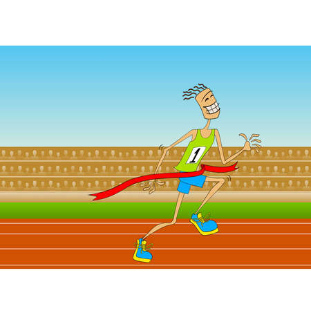 pursue: competitions on track-and-field
