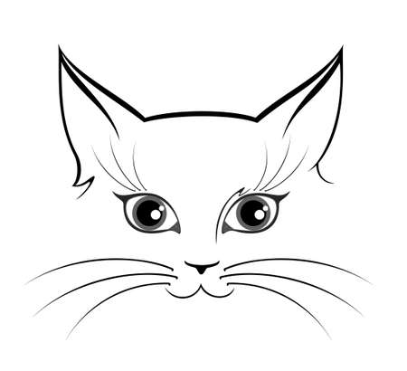 cartoon witches: imagen de ojos de gato.