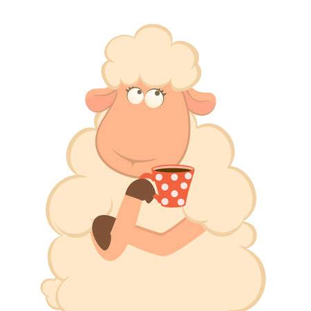 mouton cartoon: