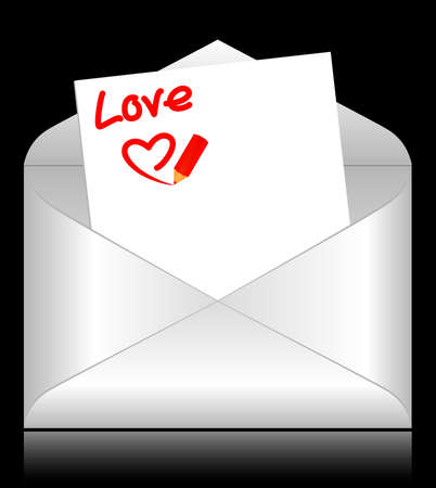 Celebratory envelopes photo