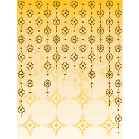 Luxury vintage background.  Vector