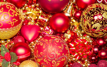 Christmas Decoration. New Year photo