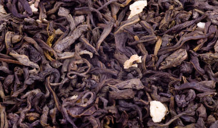 Aromatic black tea photo