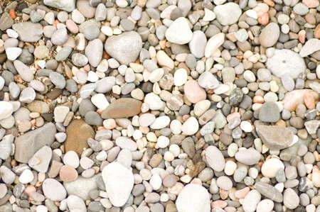 Sea stenen achtergrond Stockfoto
