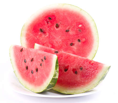 Tasty melones de agua dulce photo
