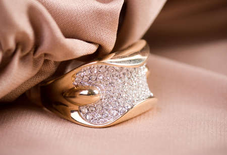 Beautiful jewelry on background Stock Photo - 16226817