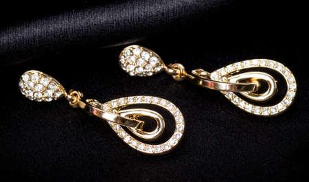 Belle bijoux sur fond