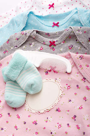 fashion  babies's wear: Baby girl colorful clothes Set