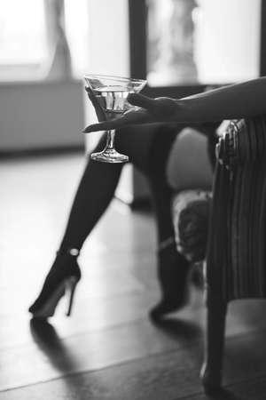 sexy young girl: Сексуальные красивые ноги Фото со стока