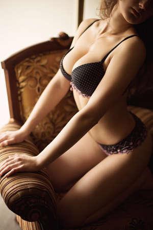Portrait de jeune femme belle Banque d'images - 38577590