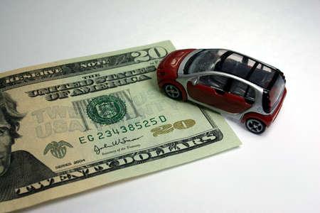 grand hard: 20 dollars and car