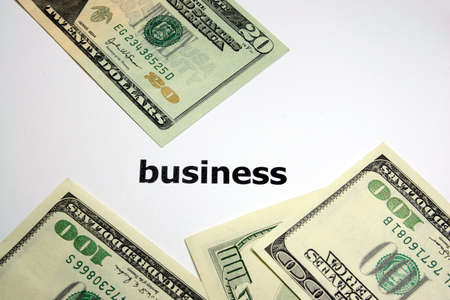 money and business photo