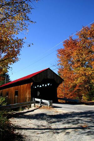 covered bridge: Covered Bridge