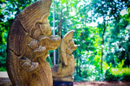 King of Nagas at Baandum Chiangrai