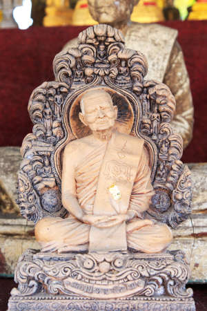 Buddha statue isolate on background