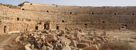 amphitheatre: Leptis amphitheatre