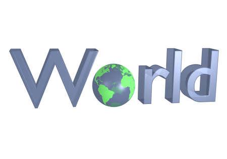 Worls sign