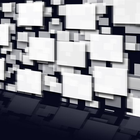 flat screen tv: An image of a moving picture wall