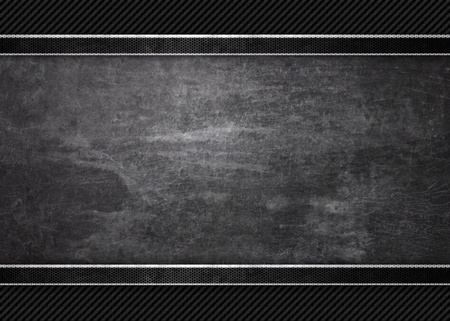 carbon fibre: Black background of grunge metal texture texture