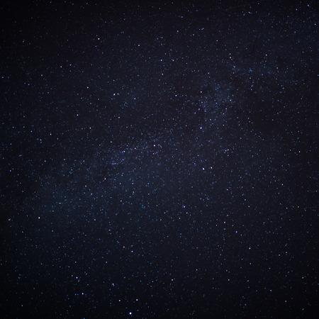 深宇宙多くの光年、地球から遠く離れた星のフィールド。 写真素材