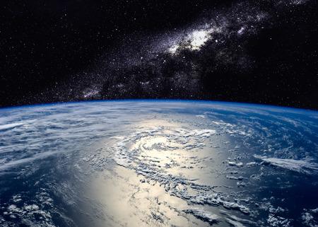 universum: Hight Bildqualität der Erde. Lizenzfreie Bilder