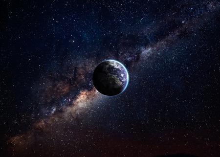 L'immagine della Terra alta qualità. Archivio Fotografico - 44449907